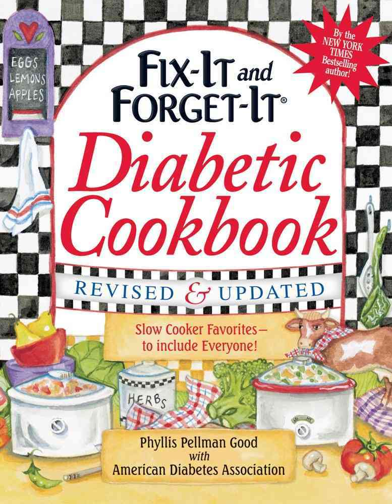 Fix-It and Forget-It Diabetic Cookbook By Good, Phyllis Pellman