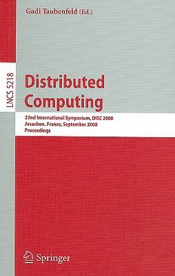 Distributed Computing By Taubenfeld, Gadi (EDT)